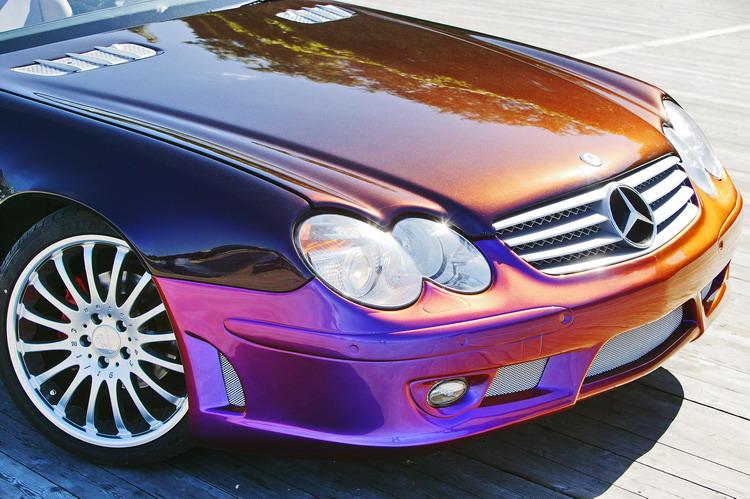 Покраска зеркала автомобиля  красноярск