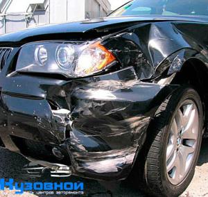 Кузовной ремонт в Красноярске -удаление вмятин
