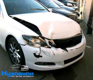 Кузовной ремонт в Красноярске - ремонт сколов и трещин