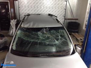Кузовной ремонт в Красноярске - ремонт вмятин кузова без покраски