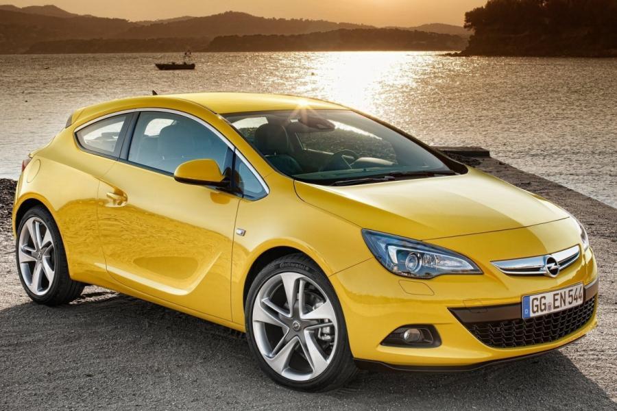 Opel Astra GTS